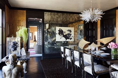 9 Fabulous Dining Room Ideas By Kelly Wearstler