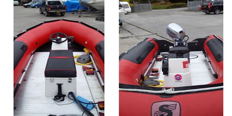 Inflatable Boats For Sale Cornwall by Excel 4 3m Inflatable Boat For Sale In St Austell Cornwall