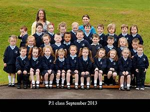 St. Mary's P.S. Dunamore - Primary 1