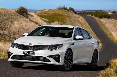 2019 Kia Optima On Sale In Australia, Prices Reduced