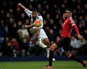 West Bromwich Albion 1-0 Manchester United: Salomon Rondon ...