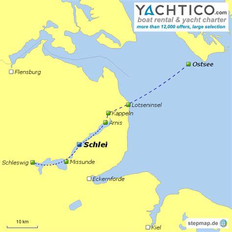 Motorboot Charter Schlei by Stepmap Motorboot Chartern Und Die Schlei Gegend Auf Dem