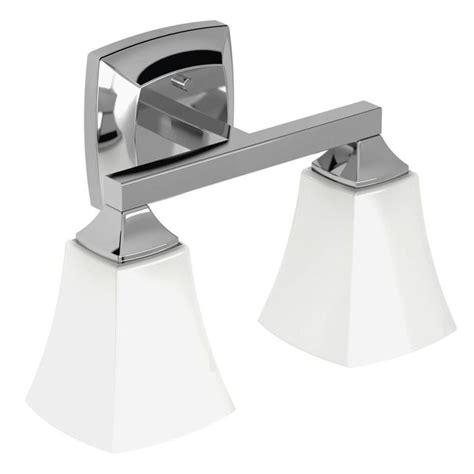 Moen Voss Faucet Direct by Moen Yb5162ch Chrome Voss 14 Quot Wide 2 Light Reversible
