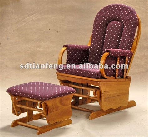 economical cheap antique wooden glider rocker and ottoman buy furniture glider rocker rocking