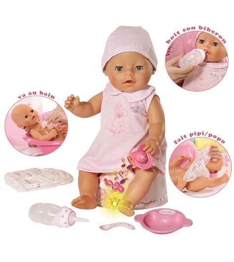 impression de l article b 233 b 233 babyborn fille pot magique univers poup 233 es la boutique des