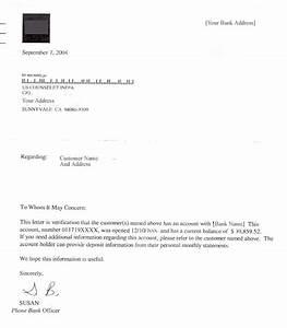 Customer Balance Confirmation Letter Sample | LearningAll