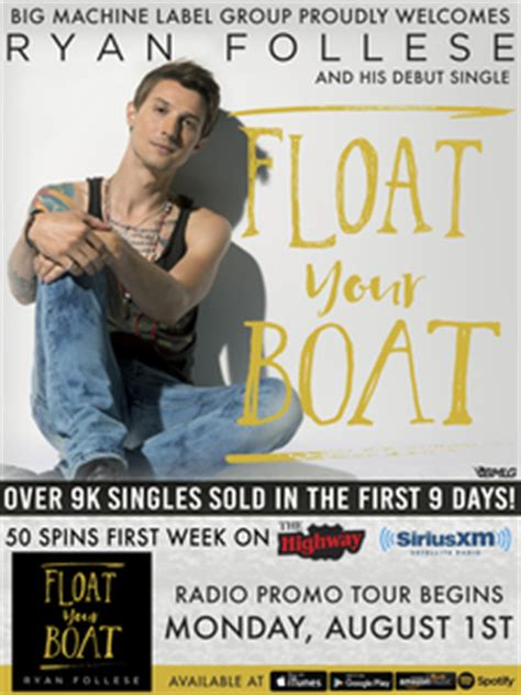 Whatever Floats Your Boat Ryan Follese by Ryan Follese Float Your Boat Daily Play Mpe 174 Daily Play