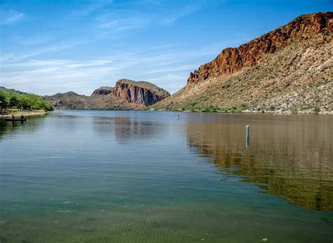 Canyon Lake Az Fishing Boat Rentals by 15 Best Lakes In Arizona The Crazy Tourist