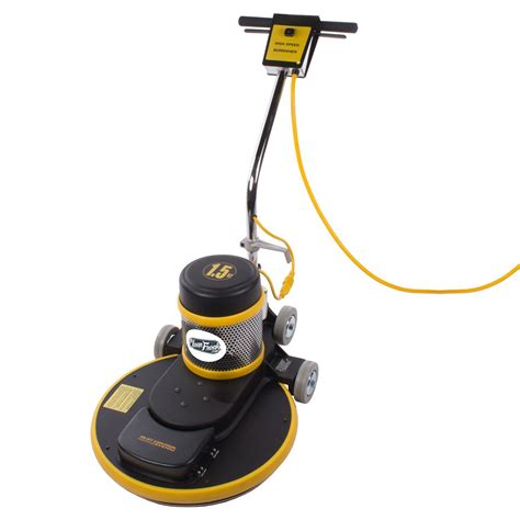 cleanfreak 174 20 inch electric floor burnisher with dust polisher