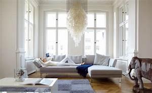 Wohnzimmer Deckenleuchte Modern : modernes wohnzimmer ~ Markanthonyermac.com Haus und Dekorationen