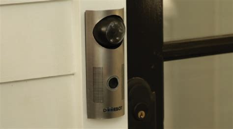 Doorbot Wireless Doorbell Cam Lets You See Visitors Flooring Laminate Glasgow Wide Plank Home Depot Anderson's Hervey Bay Bamboo Cost Cheap Vinyl Falkirk Georgia Direct Bathroom Boards Grey Walnut