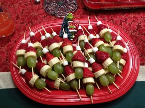 Grinch Appetizer. Easy, Fun. Led Pool Lights Shop Light Fixtures For Bathrooms Grow Bright String Christmas Projects Bulb Color Changing