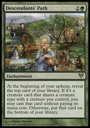 primer shaman you discard search treefolk shamans