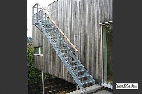 escaliers silice cambium
