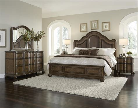 Piece Quentin Low Profile Bedroom Set By Pulaski-usa