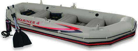 Opblaasboot Voor 4 Personen by Intex Mariner 4 Opblaasboot Set Kopen Opblaasboot