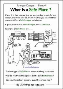 What is a Safe Place | FITC | Pinterest | Stranger danger ...