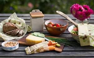 Lebensmittel Aufbewahren Ohne Plastik : lebensmittelaufbewahrung ohne plastik und alu jaus nwrap macht s m glich ~ Markanthonyermac.com Haus und Dekorationen