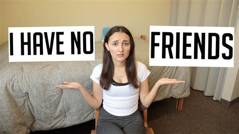 I Have No Friends Youtube