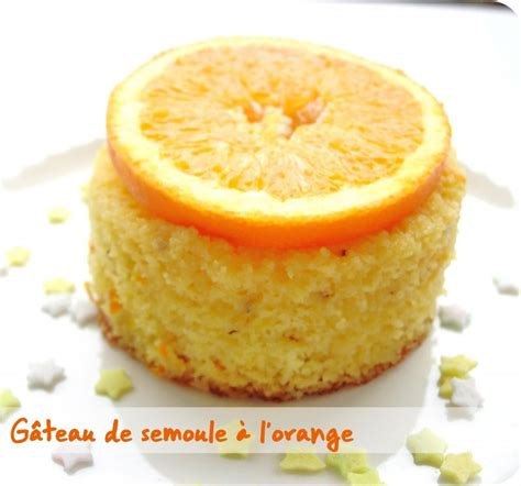 g 226 teau de semoule 224 l orange cuisine et d 233 pendances