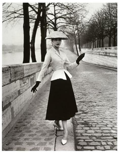 Diorable Style February 12, 1947  Dior's New Look Is Born