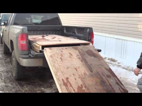 sled deck on a 1989 toyota