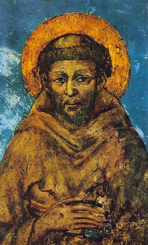 litanies de fran 231 ois d assise images saintes