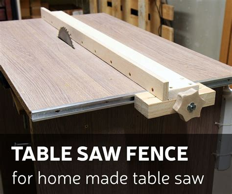 Best 25+ Diy Table Saw Fence Ideas On Pinterest Garage