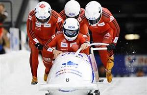 Stuff that Weighs More than Me: 4 Man Bobsled Team