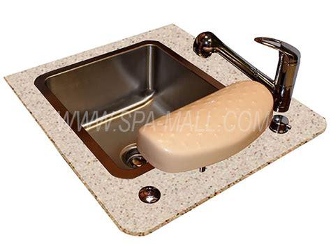 drop in pedicure sink drop in pedicure sink stainless steel 1517r