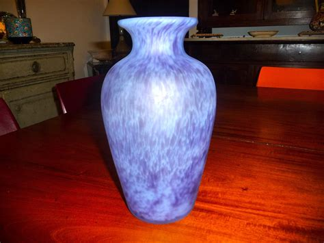 la roch 232 re grand vase en p 226 te de verre ebay