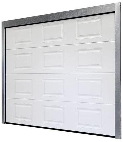 bricoman porte de garage en bois