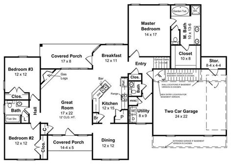 inspiring underground house plans photo house plans for a ranch style home inspirational basement