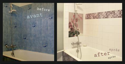 stickers salle de bain carrelage collection et stickers pour faience salle de bain photo