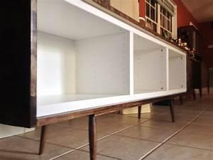 Ikea Hack Besta : mid century modern besta media center ikea hackers ikea hackers ~ Markanthonyermac.com Haus und Dekorationen