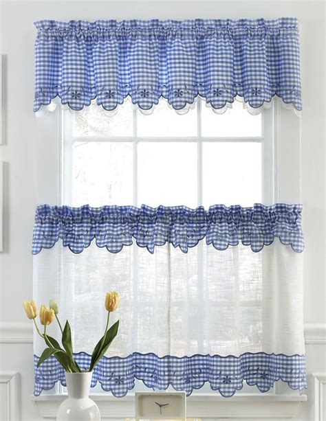 1000+ Images About Sheer Kitchen Curtains On Pinterest