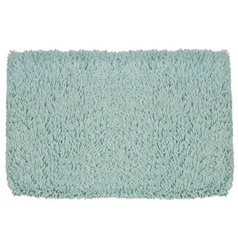 microfiber water absorbent non slip antibacterial rubber bath mat 17 quot x27 quot mint green home garden