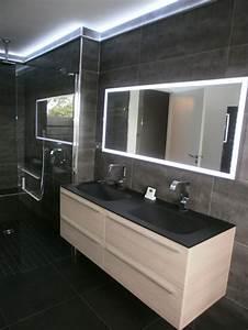 Led Spots Decke Badezimmer : led indirekte beleuchtung f r ein exklusives badezimmer ~ Markanthonyermac.com Haus und Dekorationen