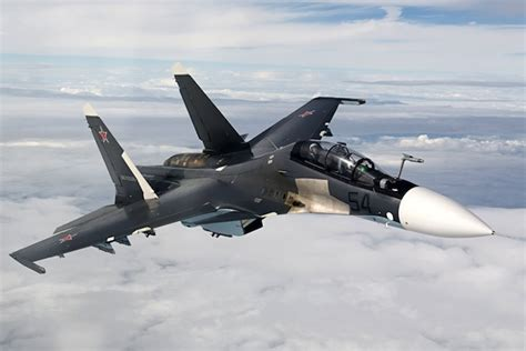 russian defense ministry signs contract for modern multi fighter jets