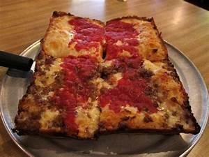 United States of Pizza: Michigan   Serious Eats