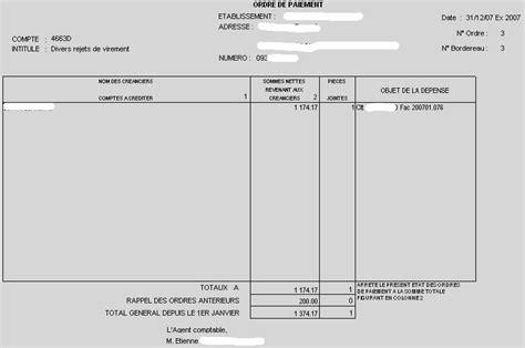 modele certificat administratif comptable document