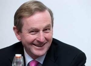 world politics news: #IRELAND: Head Of Fine Gael Pty ...