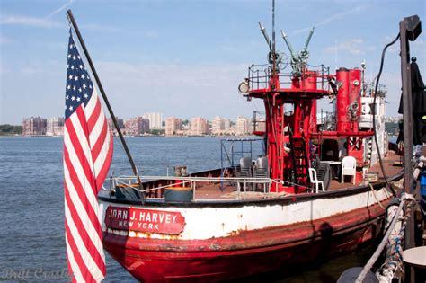 Fdny Fireboat John J Harvey by Nyc Fireboat John J Harvey