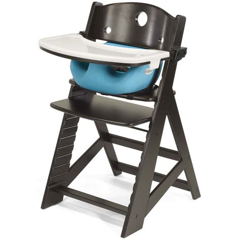 keekaroo height right high chair infant insert tray espresso free shipping