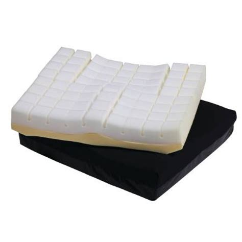 geo matt contour seat cushion 18 x 18 x 3 inch gmc1818 96