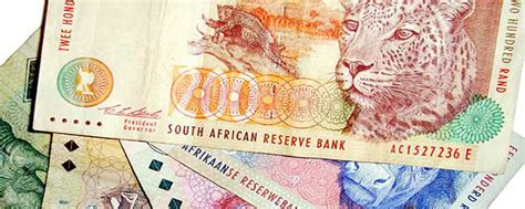 currency conversion south rand to us dollar