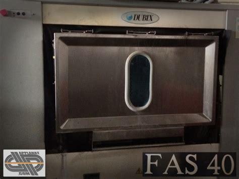 lave linge frontal industriel 233 lectrique 40 kg dubix electrolux occasion 13 000 00 ht