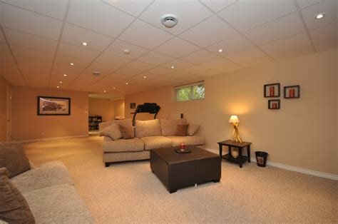 basement drop ceiling home design