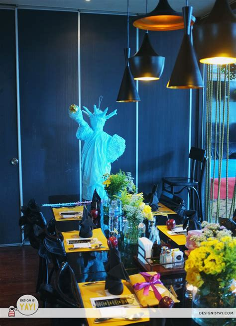 Fabulous New York Themed Ideas!  B Lovely Events