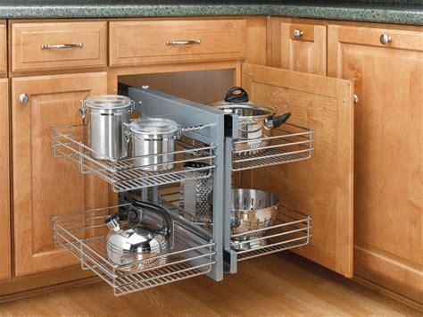 rev a shelf 5psp 15 cr chrome 5psp series chrome blind corner optimizer with four baskets